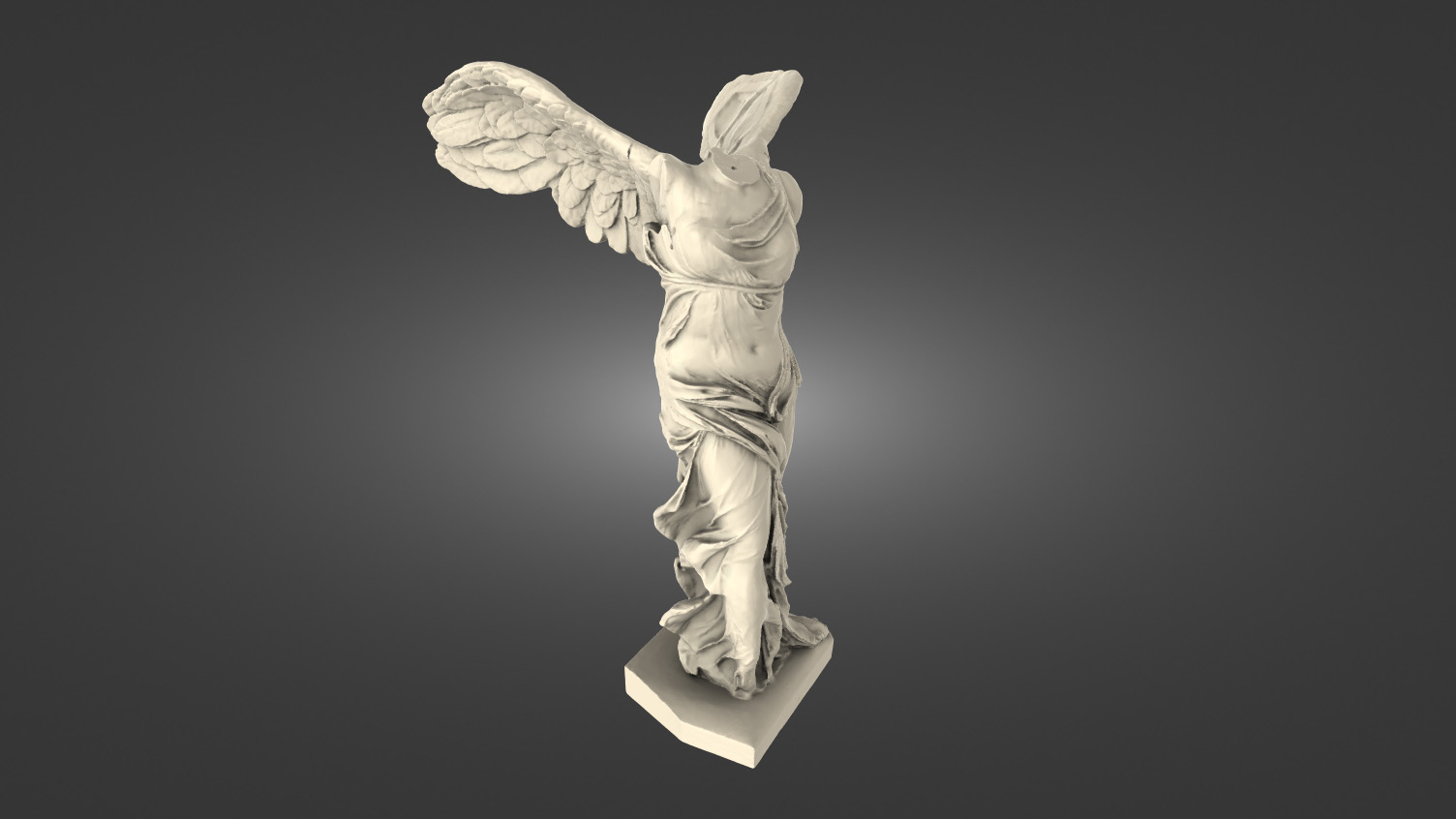 Winged Victory of Amothrace
